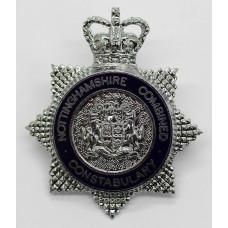 Nottinghamshire Combined Constabulary Senior Officer's Enamelled