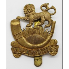 Malawi Rifles Cap Badge