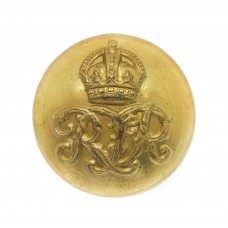 Royal Tank Regiment Officer's Button - King's Crown (26mm)