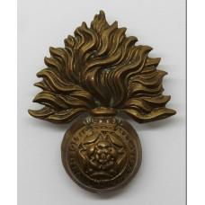 Victorian Royal Fusiliers Cap Badge