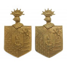 Pair of 19th County of London Bn. (St. Pancras) London Regiment C