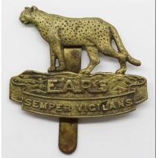 WW2 East African Reconnaissance Squadron (E.A.R.S.) Cast Cap Badge