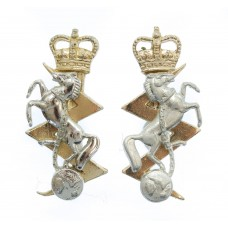 Pair of Royal Electrical & Mechanical Engineers (R.E.M.E.) An