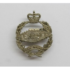 Royal Tank Regiment Collar Badge - Queen's Crown