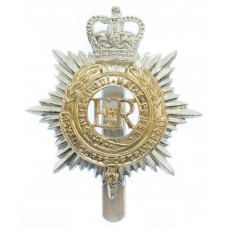 Royal Corps of Transport (R.C.T.) Anodised (Staybrite) Cap Badge