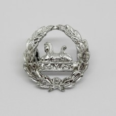 Gloucestershire Regiment Anodised (Staybrite) Back Cap Badge