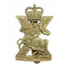 Highland Yeomanry Cap Badge - Queen's Crown