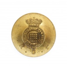 Royal Gloucestershire Hussars Officer's Button (24mm)