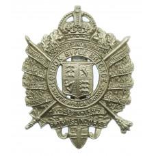 5th City of London Bn. (London Rifle Brigade) London Regiment Cap
