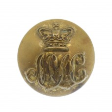 Victorian Middlesex Yeomanry Cavalry Officer's Button (24mm)