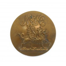 Montgomeryshire Yeomanry Cavalry Button (23mm)