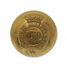 Leicestershire Yeomanry (Prince Albert's Own) Officer's Button (26mm)