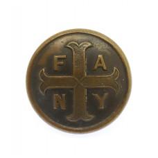 First Aid Nursing Yeomanry (F.A.N.Y.) Button (22mm)