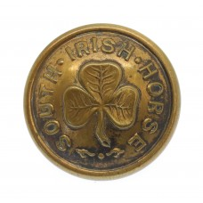 South Irish Horse Officer's Button (28mm)