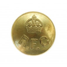 WWI Royal Flying Corps (R.F.C.) Officer's Button (24mm)
