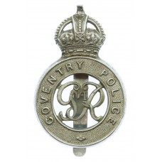 George VI Coventry Police Cap Badge