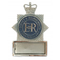 Dorset & Bournemouth Constabulary Breast Badge - Queen's Crown