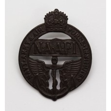 Navy Army & Air Force Institutes (N.A.A.F.I.) Cap Badge