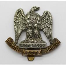 Royal Scots Greys (2nd Dragoons) Cap Badge