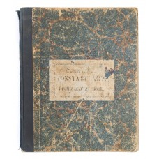 Interesting Cornwall Constabulary Occurences Book for the Area Around St. Minver from 1906-1919