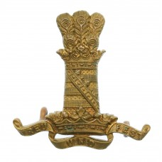 Victorian/Edwardian 11th Hussars (Prince Albert's Own) Cap Badge