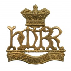 Boer War Her Majesty's Reserve Regiment of Dragoon Guards Cap Bad