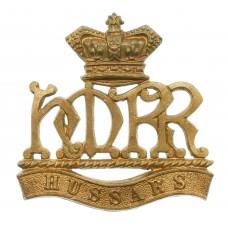 Boer War Her Majesty's Reserve Regiment of Hussars Cap Badge