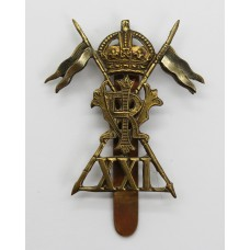 21st (Empress of India's) Lancers Cap Badge