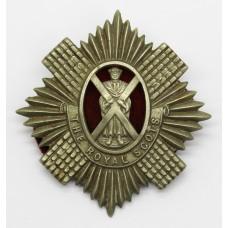 Royal Scots Territorials Cap Badge