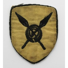 82nd (West African) Division Cloth Formation Sign