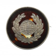 WW1 Royal Marines 1916 Hallmarked Silver & Tortoiseshell Swee