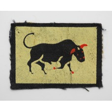 11th Armoured Division WW2 Painted Formation Sign