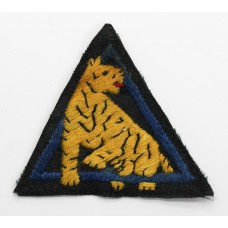 26th Indian Division Cloth Formation Sign
