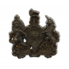 General Service Corps WW2 Plastic Economy Cap Badge