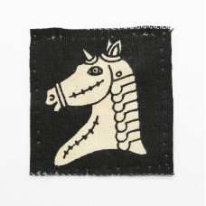 20th Armoured Brigade Printed Formation Sign