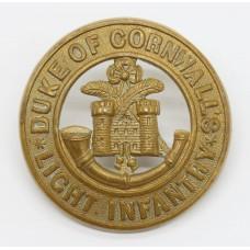 Duke of Cornwall's Light Infantry Helmet Plate Centre