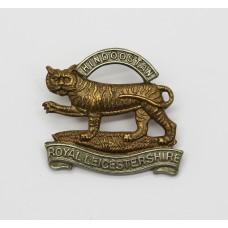 Royal Leicestershire Regiment Beret Badge