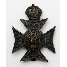 Buckinghamshire Battalion Cap Badge - King's Crown