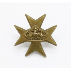 Victorian 62nd (The Wiltshire) Regiment of Foot Bandsman's Collar Badge (c.1873-81)