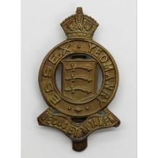 Essex Yeomanry WWI Cap Badge
