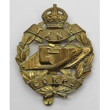 WW1 Tank Corps Cap Badge