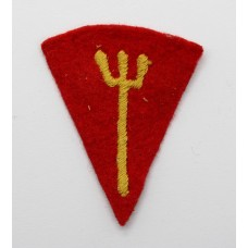 116th Royal Marine Independent Infantry Brigade Cloth Formation S