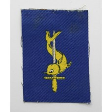 3rd Port Task Force Royal Engineers Printed Formation Sign