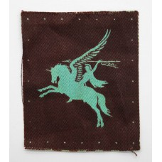 WW2 1st and 6th Airborne Division Pegasus Printed Formation Sign