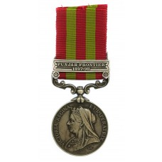 1895 India General Service Medal (Clasp - Punjab Frontier 1897-98