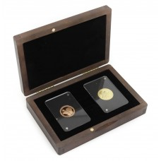 2019 Wellington Napoleon 250 Strength & Courage 22ct Gold Proof Sovereign & Guinea Coin Set