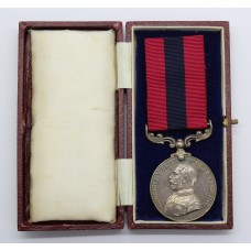 WW1 Distinguished Conduct Medal - Pte. A.G. Elmes, 4th Rifle Brig