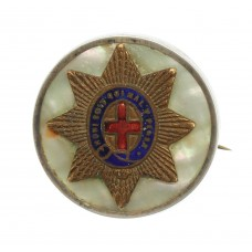 Coldstream Guards Mother of Pearl & Silver Rim Sweetheart Bro