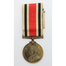 George V Special Constabulary Long Service Medal - John Moody