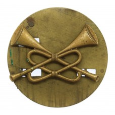 British Army Cavalry Trumpeters Arm Badge